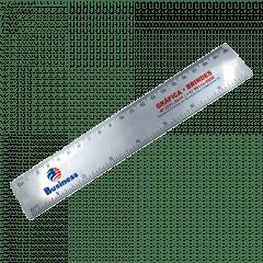 Régua Aço Inox 20cm RI0021